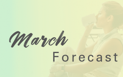 March Color Forecast