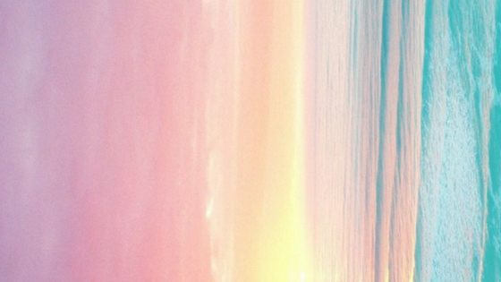 What is your subconscious telling you about the pastels in this picture?